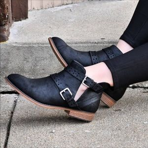 Shoes - Just arrived!!! Such a cute new black bootie.